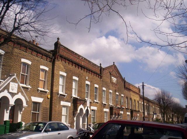 Shaftesbury Estate, Tyneham Road, Battersea