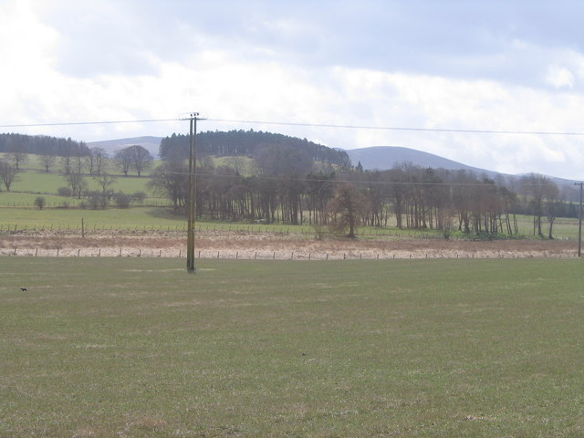 Farmland Towards Wolfclyde