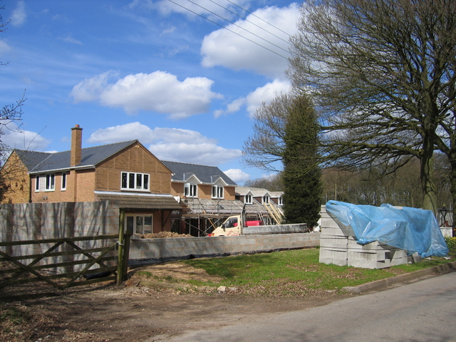 Building work at Fairwood