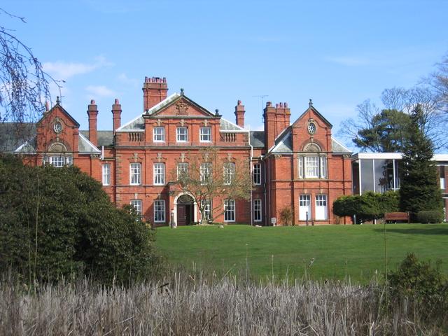 Weatheroak Hall