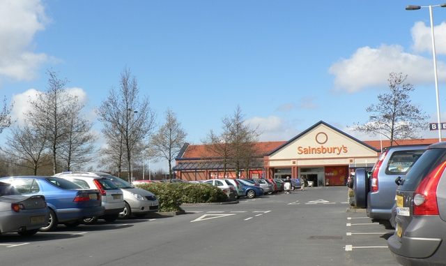 Sainsbury's, Colton Retail Park