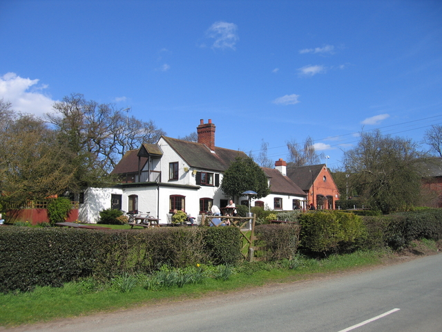 Coach and Horses, Weatheroak Hill