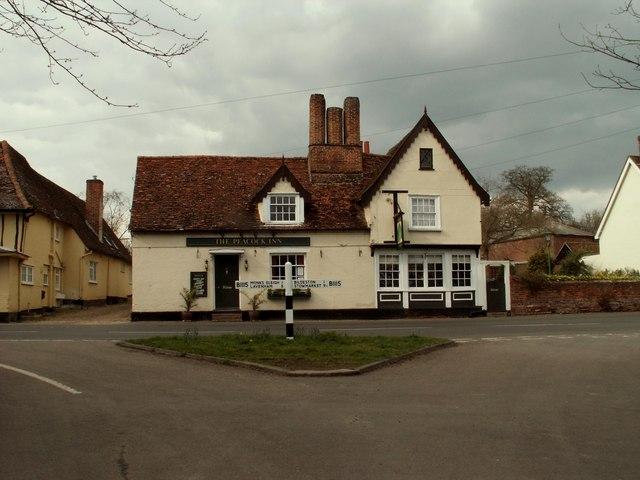 The Peacock Inn, Chelsworth, Suffolk