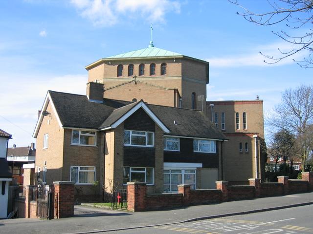 St John Fisher Roman Catholic Church, West Heath