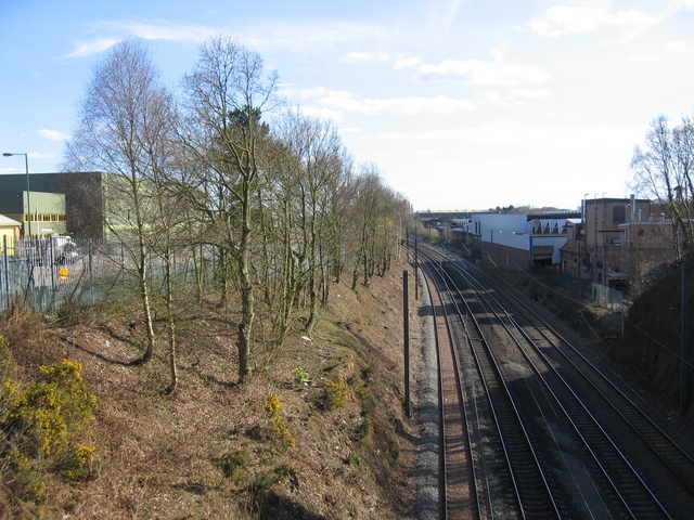 Birmingham and Bristol main line