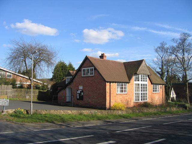 Hopwood Village Hall