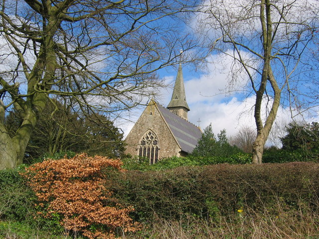 St Mary's Church Ide Hill