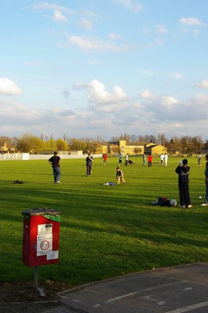 Loxford Park, Ilford