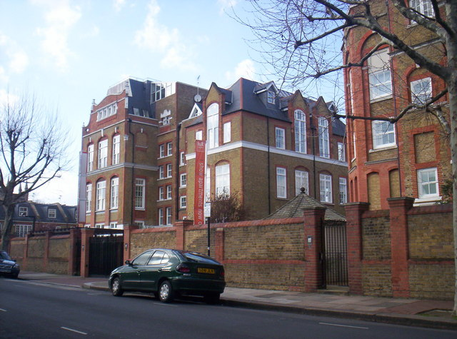 Tennyson Road School Battersea (1876)