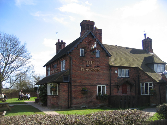 The Peacock, Forhill
