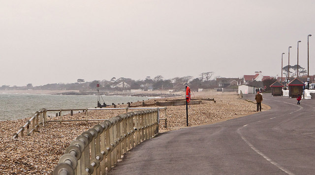 The West end of Bognor Seafront