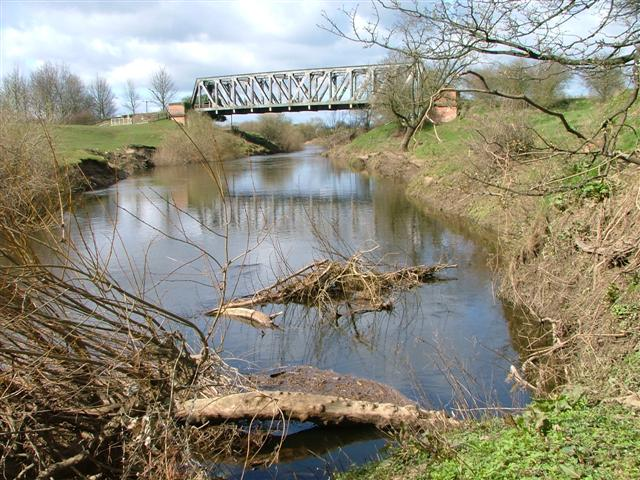 Bridge over the River Swale, Maunby