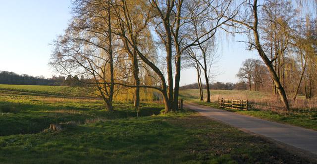 Knipton Pasture, the Belvoir Estate