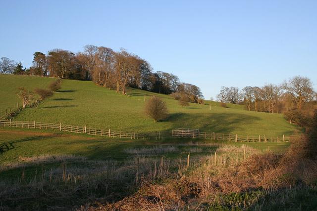 Harston Hill, near Belvoir Castle