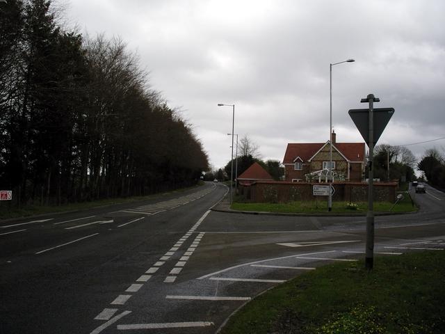 Lopcombe Corner