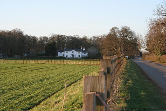 Castle Farm, Woolsthorpe Lane