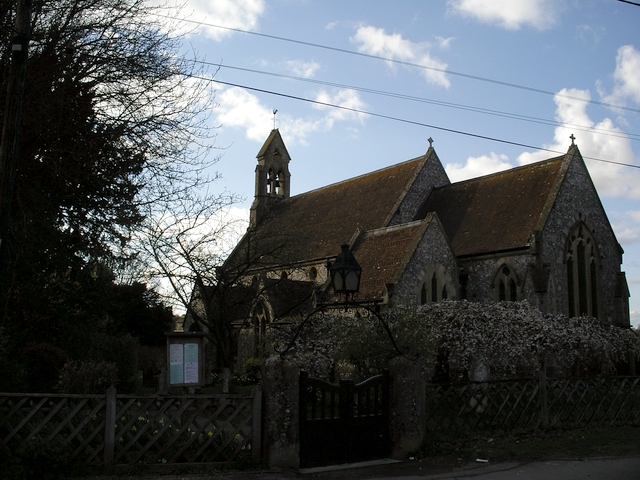 St Andrew's church, Laverstock