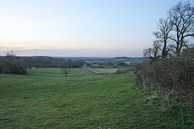 Countryside near Denton