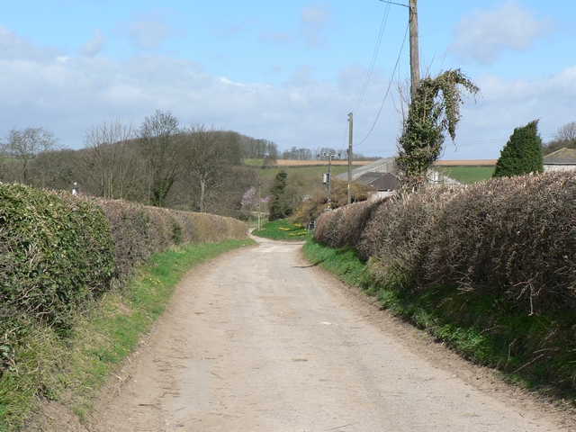 Chantry Lane, Saxton