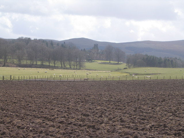 Looking Towards Cornhill House