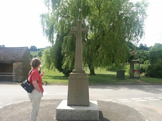 Whichford War Memorial