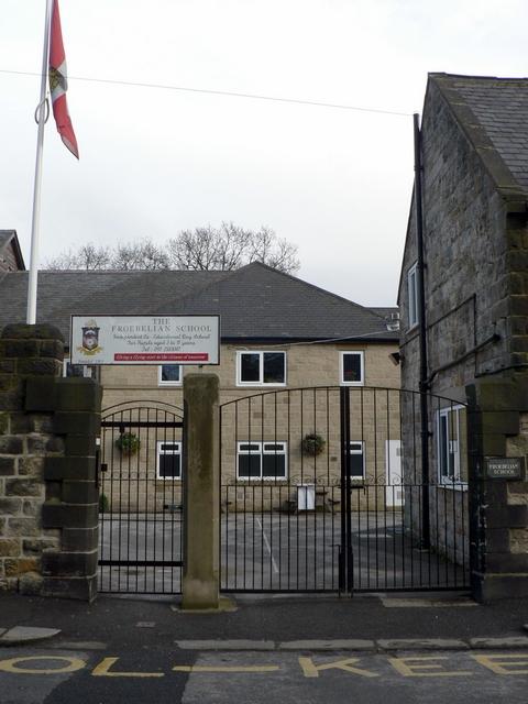 The Froebelian School, Clarence Road