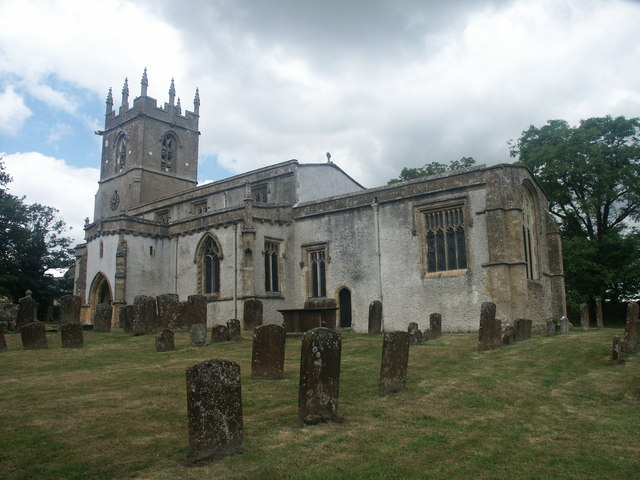 Great Rollright Church