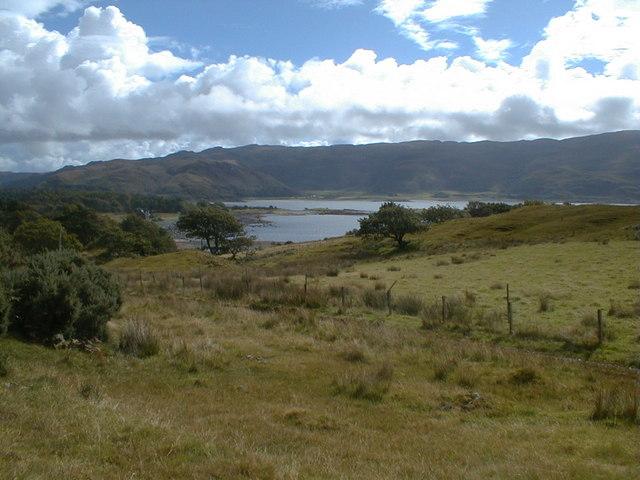 Overlooking Lochbuie