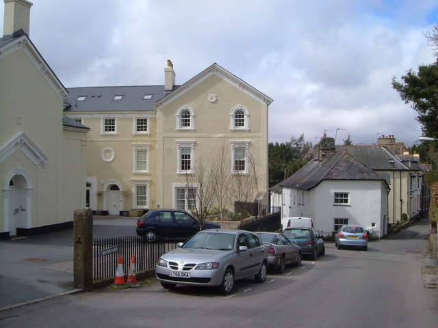 Moorlands, Chagford