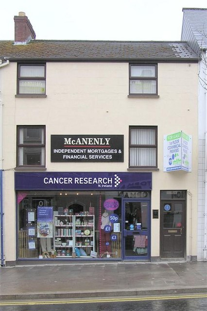 Cancer Research / McAnenly, Omagh