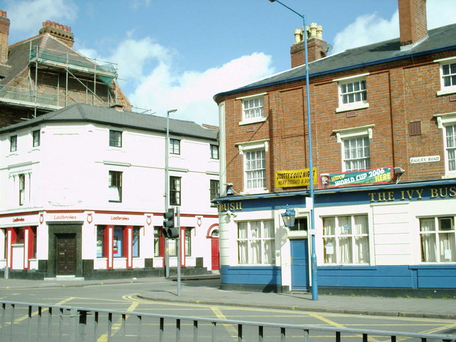 The Ivy Bush pub