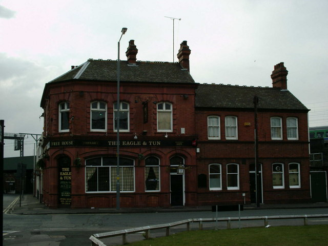 The Eagle & Tun pub