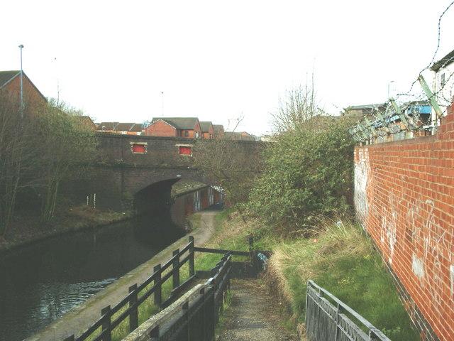 Canal Bridge St Andrews Road