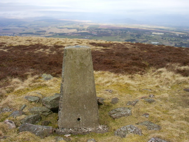 Eastbow Hill trig