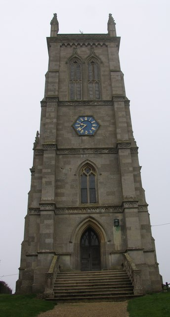 Church Tower Kings Norton