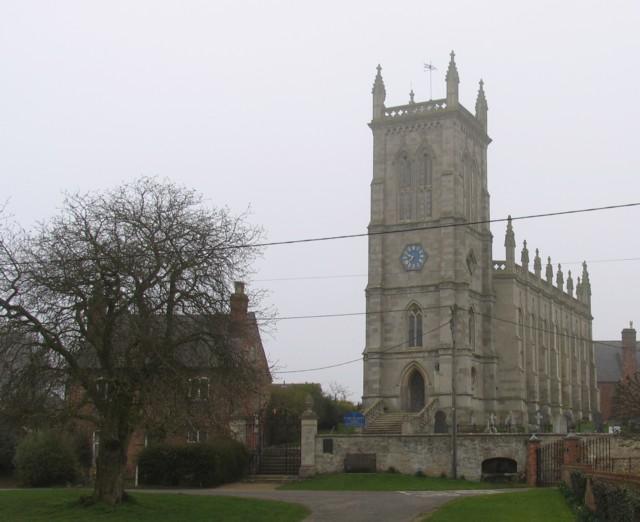 St John the Baptist Church King's Norton