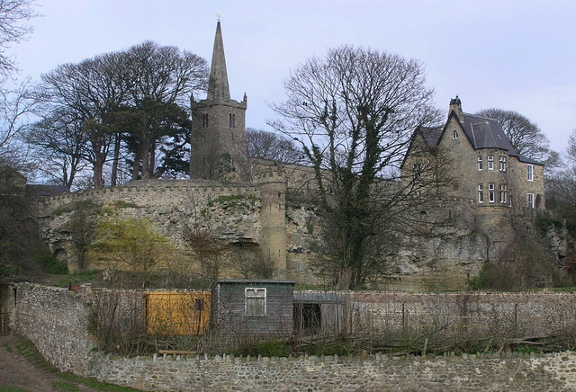 St. Edwin's Church and Vicarage
