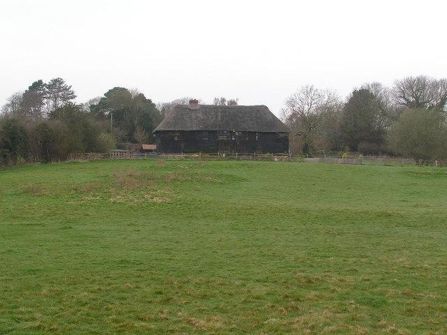 Marley Farm, near Battle