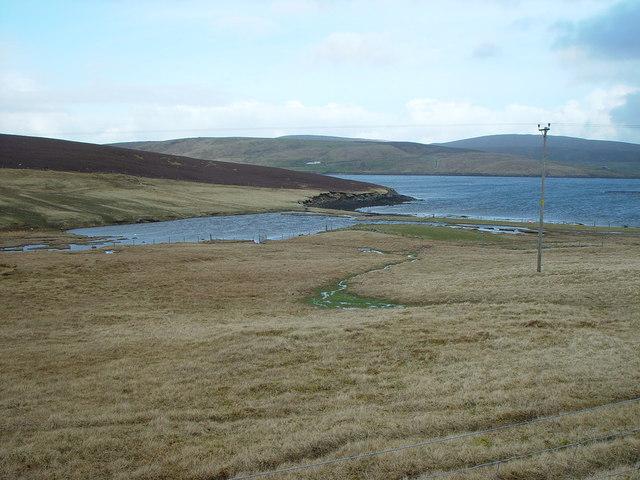 Bight of Braewick, Shetland