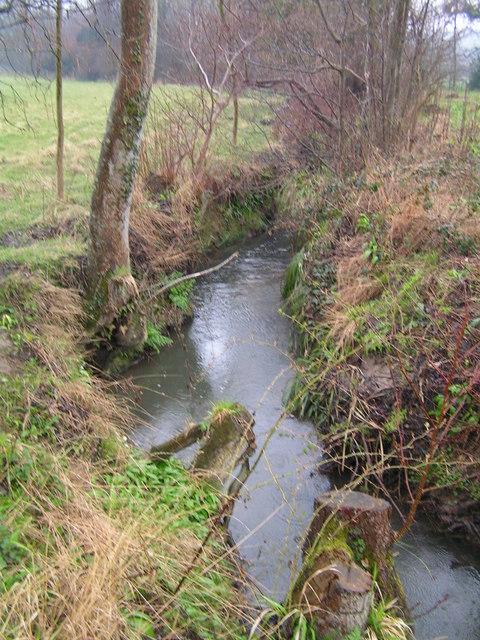A small wealden stream