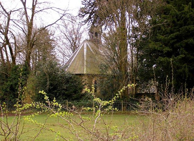 Nant-glas Church