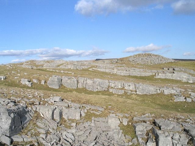Quarry on Carreg yr Ogof