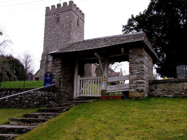 Nantmel Church