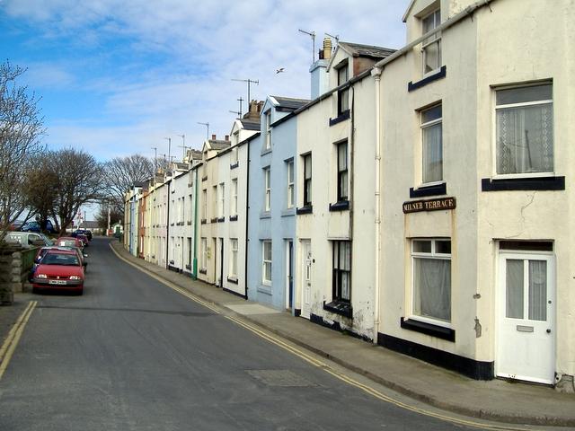 Milner Terrace, Castletown