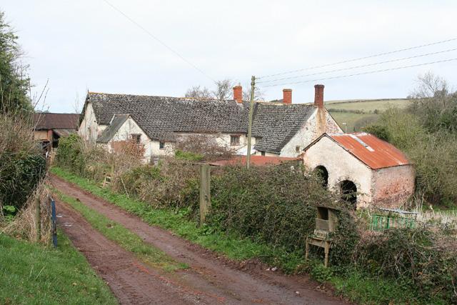 Elworthy: Elworthy Farm