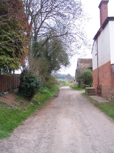 Old Road to Fromington