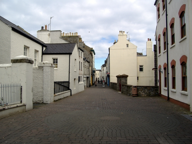 Arbory Street, Castletown