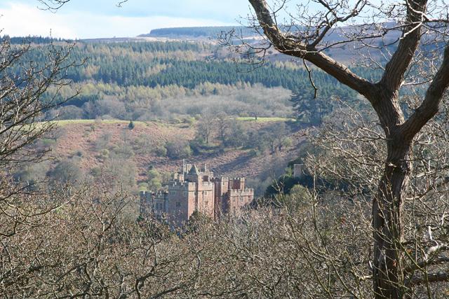 Dunster: Dunster Castle