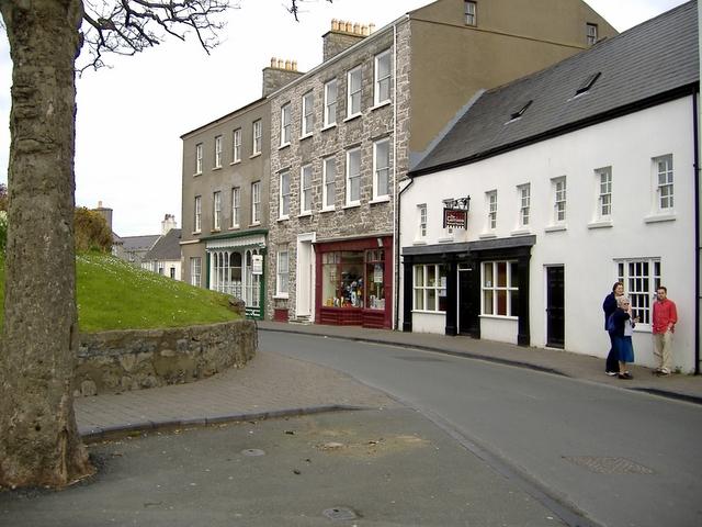 Castle Street, Castletown