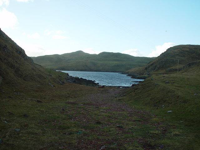 Mavis Grind, Shetland